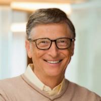 Фото Билла Гейтса к статье с его краткой биографией на сайте Международной Академии Инвестиций
