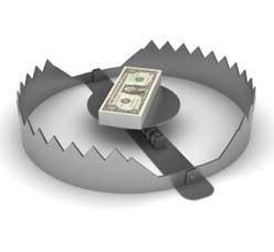 Картинка к статье с видео про 4 ошибки начинающих инвесторов