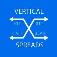 Картинка к статье про вертикальные спреды из опционов Call и Put