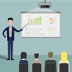 Картинка к онлайн уроку по торговле опционами на акции фондового рынка