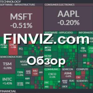 Картинка к статье про то, как пользоваться Finviz com, аналитическим сайтом